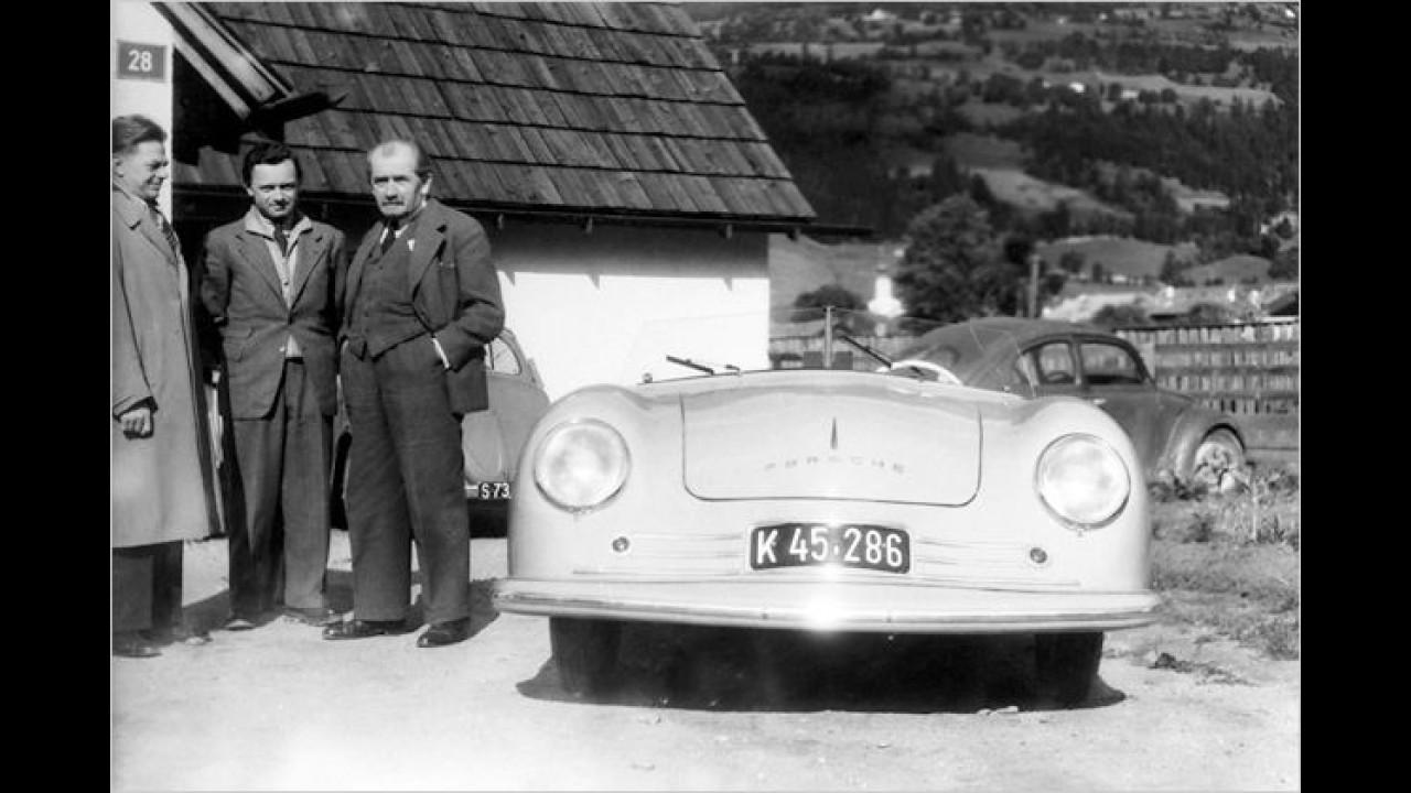 60 Jahre Porsche