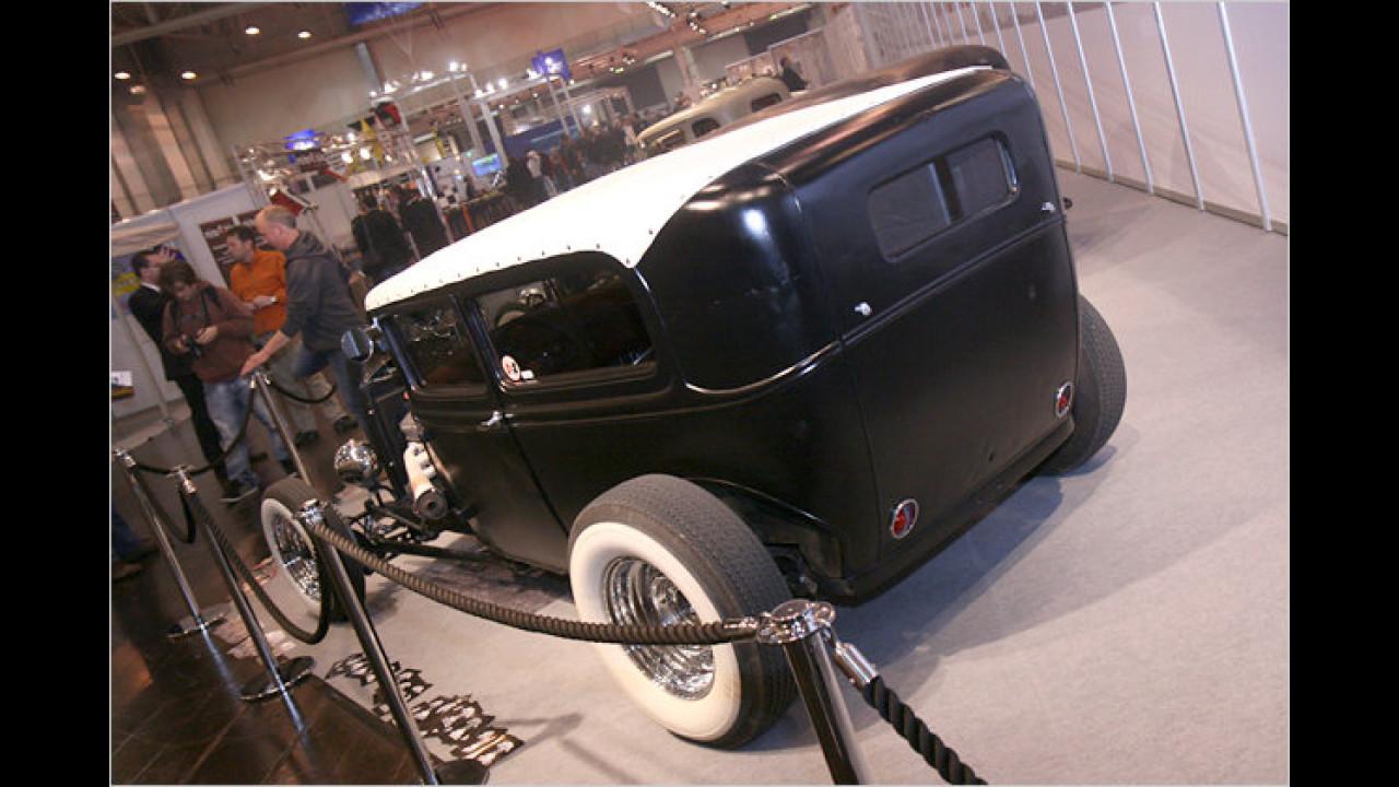1929 Ford 2-Door Sedan