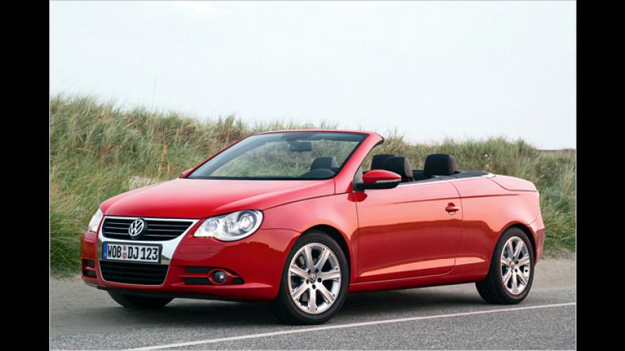 VW: GTI-Motor auch für Scirocco und Eos bestellbar