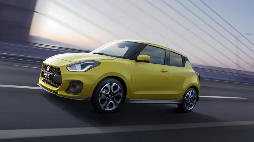 Suzuki Swift Sport - L'ennemi, c'est le poids !