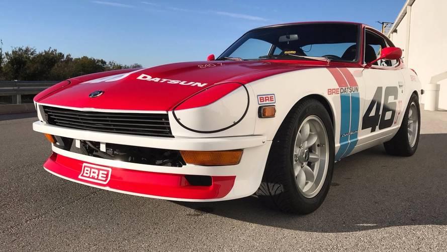 1973 Datsun 240Z BRE Tribute In Need Of A New Driver