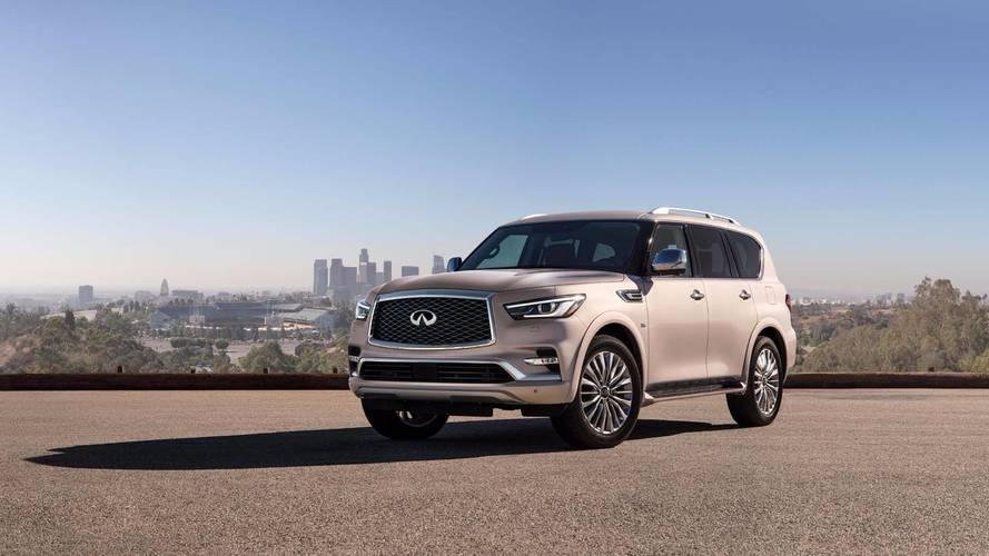Infiniti reveals its giant new QX80 SUV