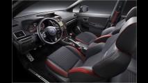 Update für den Subaru WRX STI