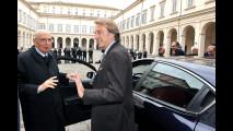 Alfa Romeo Giulietta al Quirinale