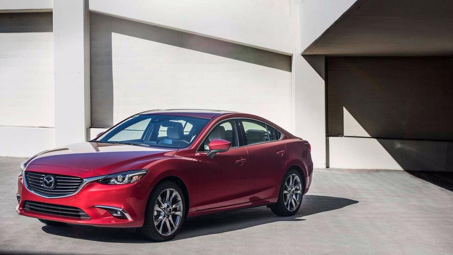 2017.5 Mazda6 Sedan Gets Mid-Year Equipment Updates