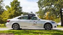 Toyota Research Institute Autonomous Test Mule