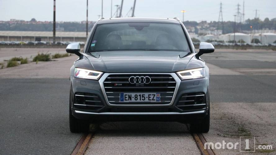 Audi va momentanément stopper la commercialisation du SQ5