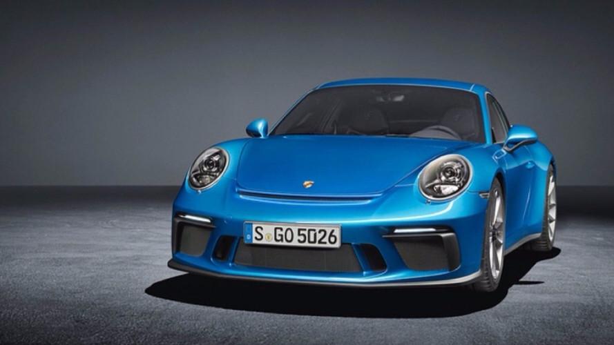 Nouvelle Porsche 911 GT3 Touring - Les premières photos !