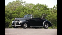 Ford Deluxe Custom Convertible Coupe