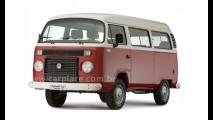 Volkswagen comemora 50 anos da Kombi com edição especial retrô