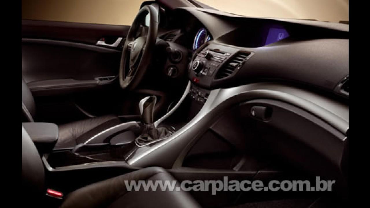 Honda lança pacote de acessórios esportivos para o novo Accord e Tourer