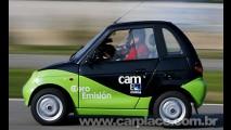 Carro 100% elétrico é lançado no Chile - Modelo também pode chegar ao Brasil