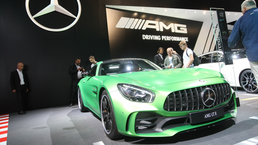Mercedes-AMG GT R Arrives In U.S. This Summer For $157,995