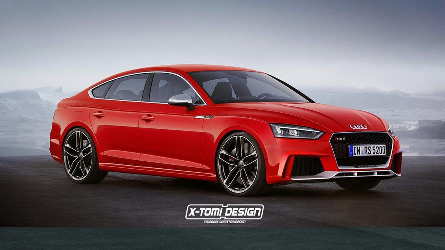 Et si l'Audi RS 5 Sportback voyait le jour ?