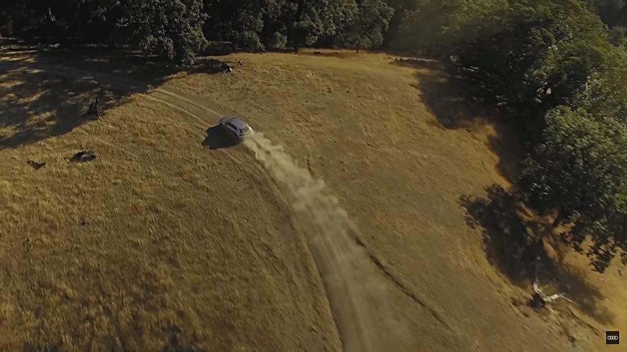 Latest 2017 Audi Q5 teaser reveals adaptive air suspension