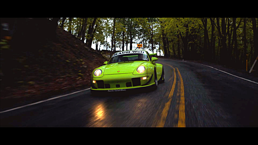 RWB short film documents Porsche 993 Philadelphia build