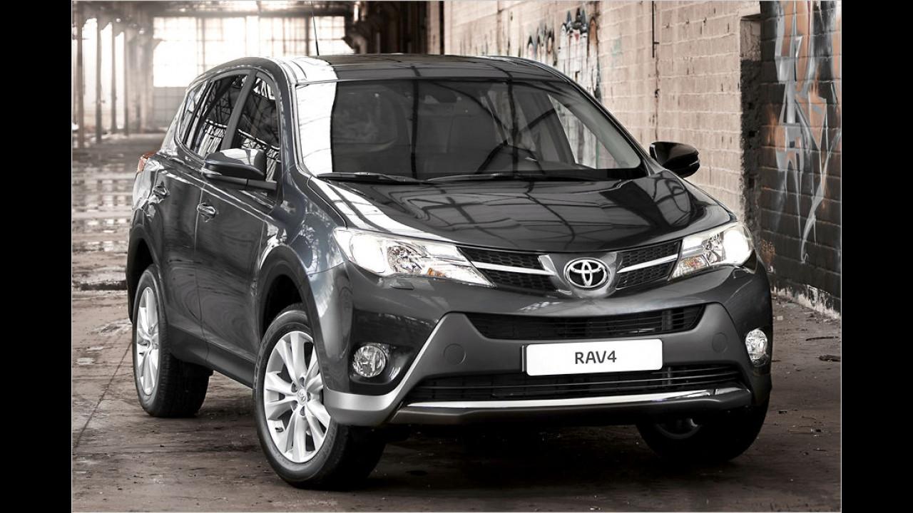 Toyota RAV4 (ab 2012)