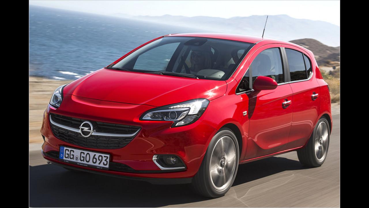 Der neue Opel Corsa im Test