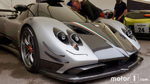 Pagani 2017 Goodwood Festival of Speed