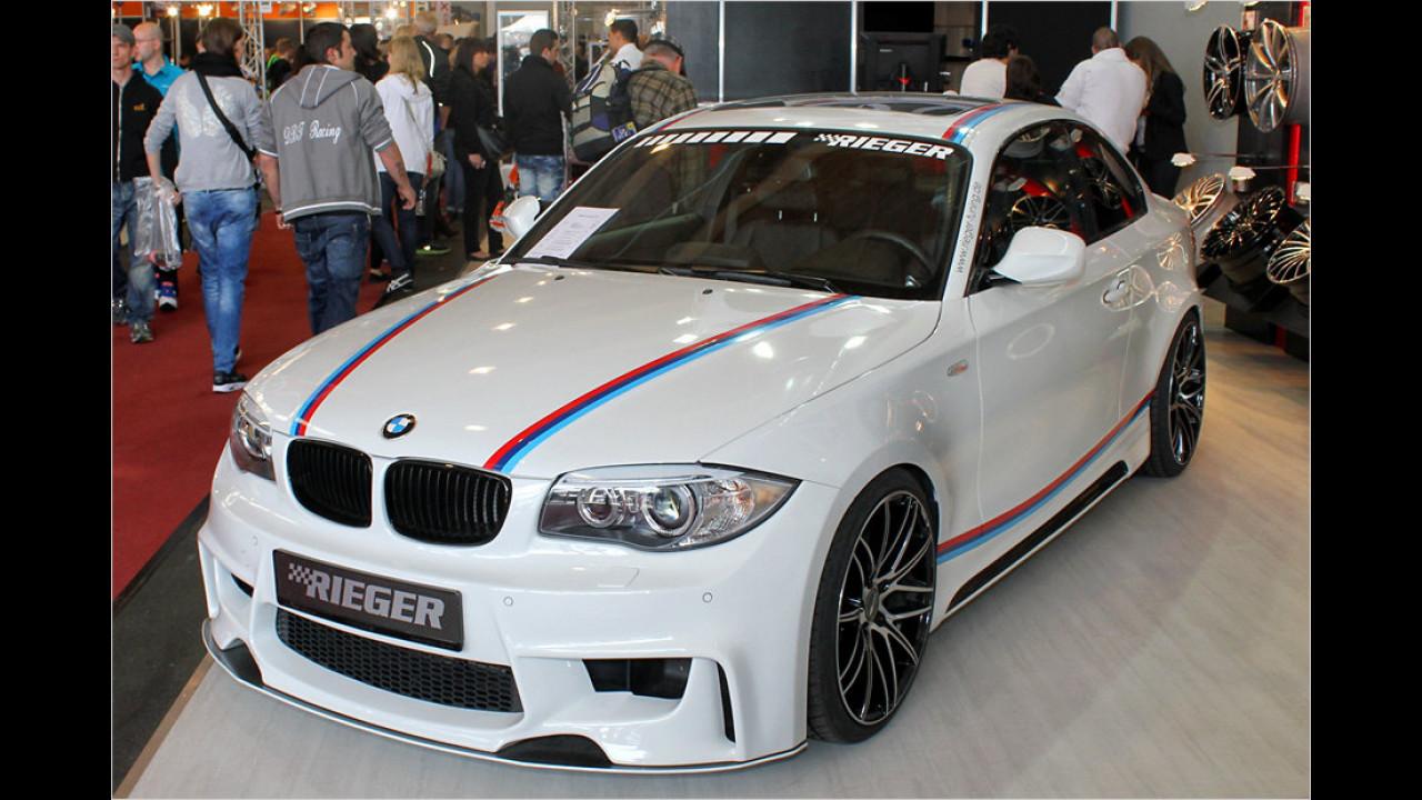 Rieger BMW 1er Coupé