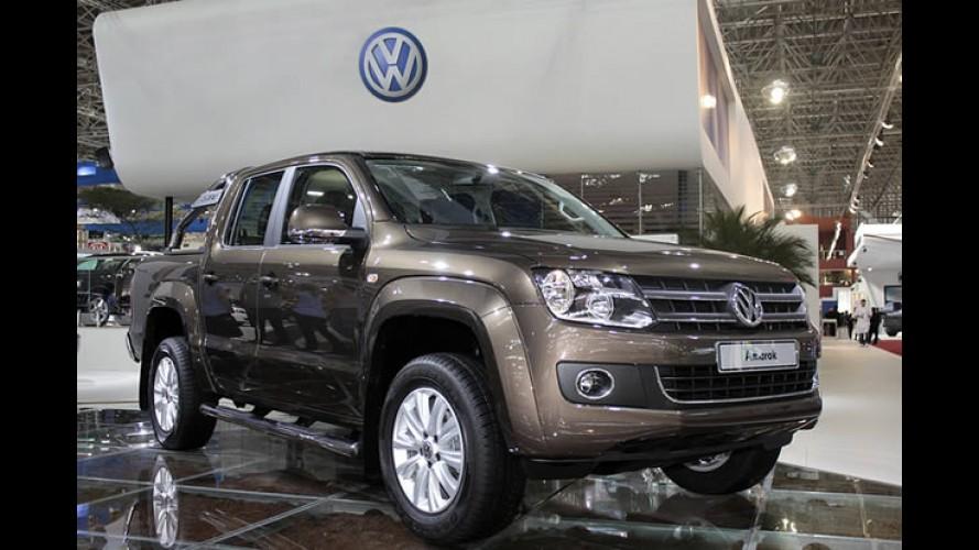 Rumores: Volkswagen Amarok pode ganhar câmbio automático de oito velocidades