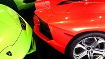 Matthew Kasırgası'ndan korunan süper otomobiller