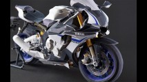 Origami? Yamaha propõe que você construa sua própria R1M de papel
