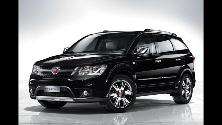 Fiat mostrará Freemont
