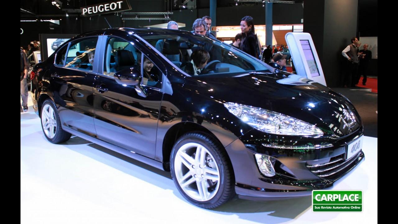 PSA Peugeot Citroën bate recorde e supera 300 mil veículos vendidos na América Latina