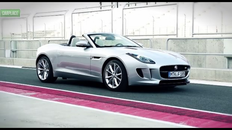 CARPLACE TV: aceleramos o novo Jaguar F-Type na Espanha