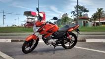 Garagem MOTO#3: Fazer 150 vai à praia e conquista dono de scooter