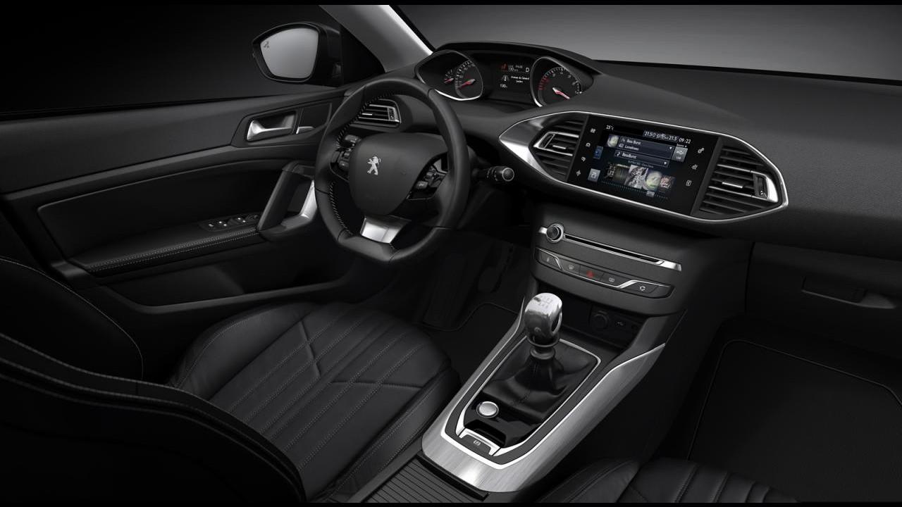 Novo Peugeot 308 será oferecido na França a partir de R$ 51.500