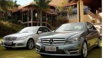 SEDÃS MÉDIOS PREMIUM, resultados de junho: Mercedes Classe C sem concorrência