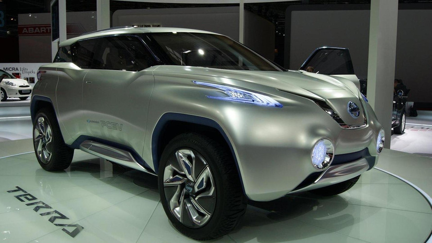 New Nissan Leaf To Also Spawn Terra EV Crossover?