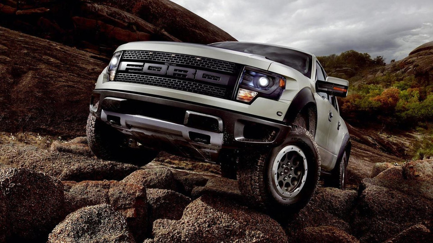 2013 Ford F-150 SVT Raptor introduced
