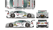 Adrien Tambay (Audi ultra A5 DTM) 21.3.2012