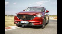 Mazda CX-5, la prova del G-Vectoring fra comfort e piacere di guida