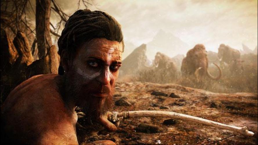Far Cry Primal, il mesolitico è servito [VIDEO]