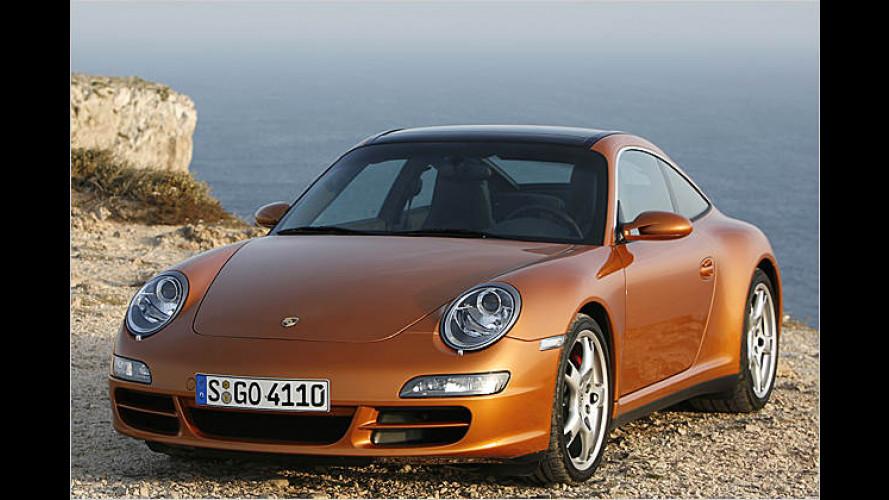 Der neue Porsche 911 Targa mit Allradantrieb im Test