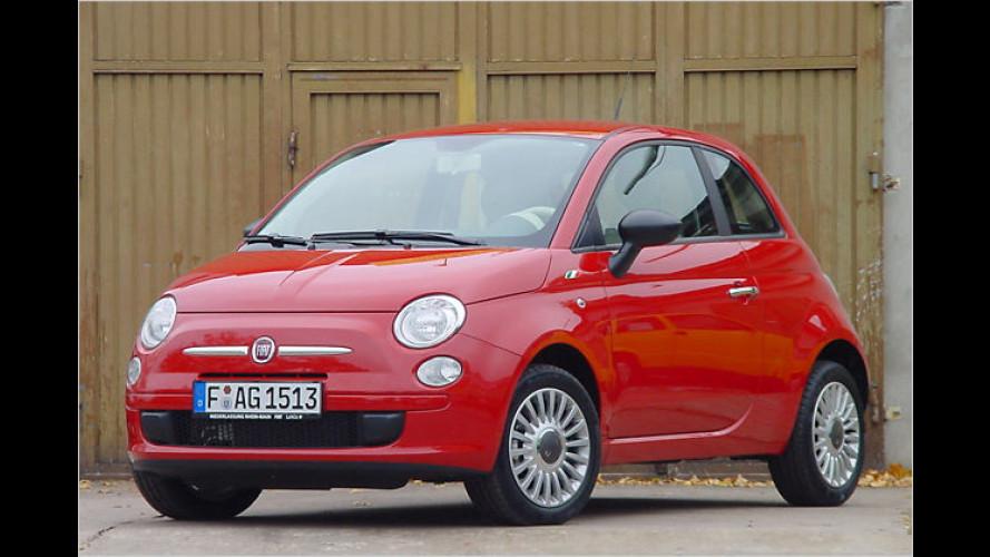 Fiat 500 mit Diesel: Italienischer Selbstläufer mit Selbstzünder