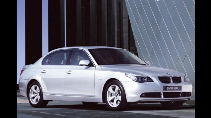 BMW stellt neue Modelle für den chinesischen Markt vor