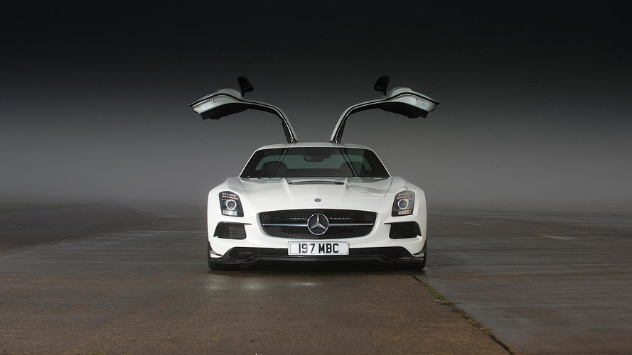 50 years of AMG: Driving The Mercedes SLS AMG Black Series