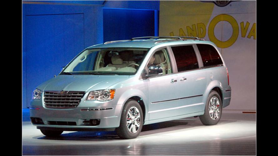 Chrysler-Restrukturierung: 20 neue Modelle angekündigt
