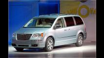 20 neue Chrysler-Modelle