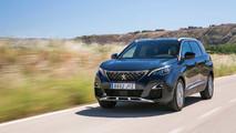 Gama SUV Peugeot: supergalería de fotos
