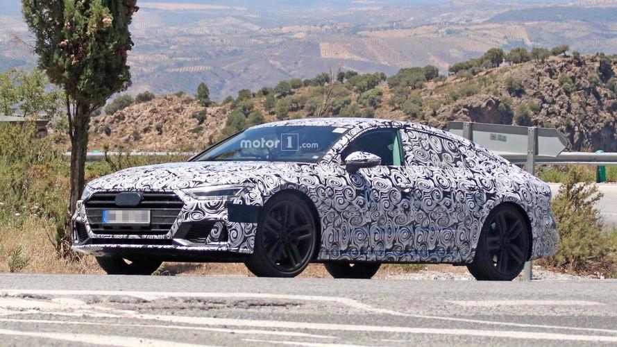 2018 Audi S7 keskin yeni detaylarıyla görüntülendi