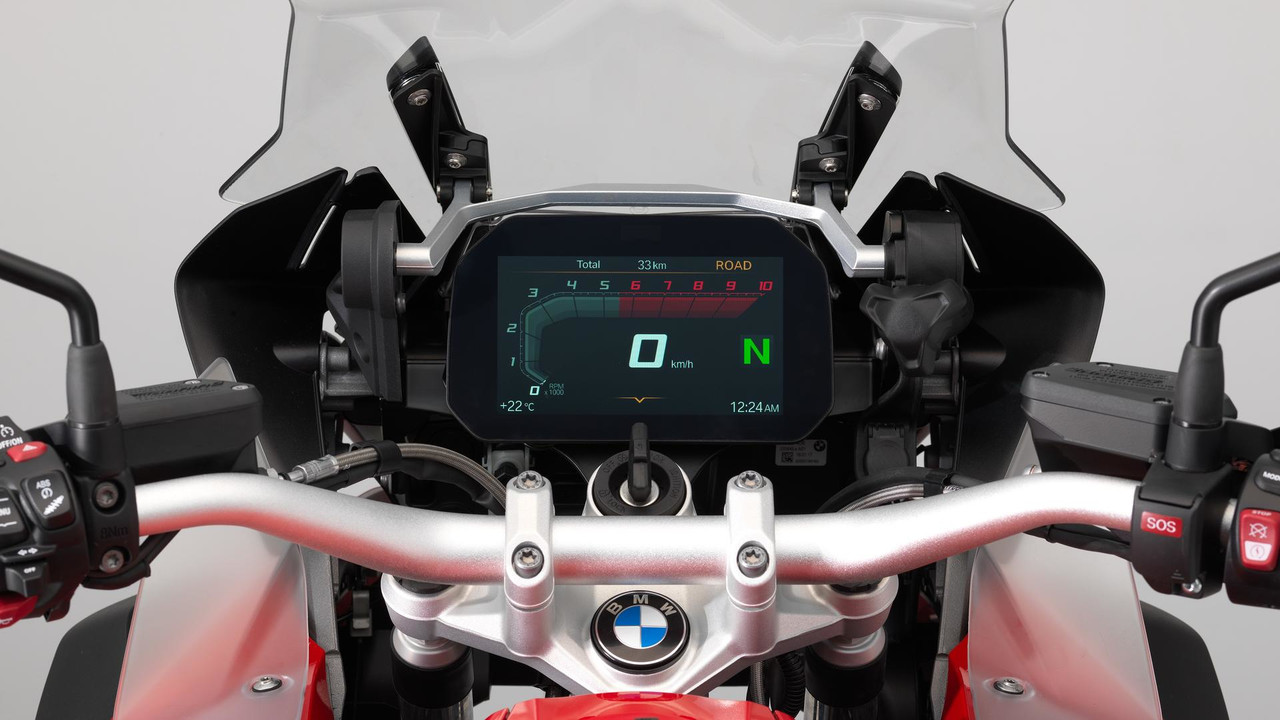 'Connected Ride' de BMW Motorrad