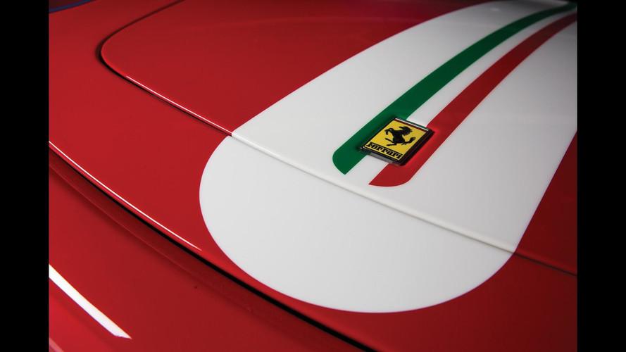 Un SUV Ferrari avec des portes arrière dissimulées ?