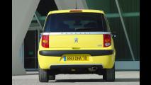 Standfester Kleinwagen-Van