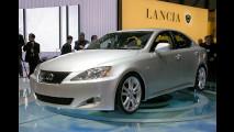Neuer Lexus IS